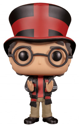 Фигурка Funko POP: Harry Potter – Harry At World Cup Exclusive (9,5 см)