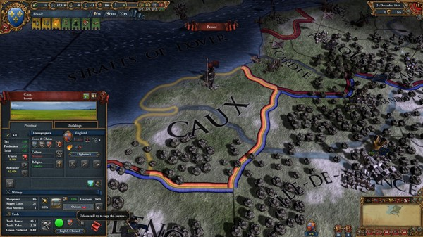 Europa Universalis IV: The Art of War Collection [PC, Цифровая версия]
