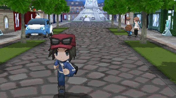 Pokemon Y [3DS]