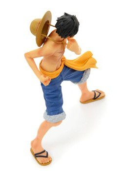 Фигурка One Piece Body Calendar Monkey D. Luffy A (16 см)