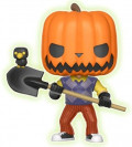 Фигурка Funko POP Games: Hello Neighbor – Neighbor Pumpkinhead Exclusive (9,5 см)