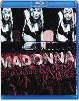 Madonna. Sticky & Sweet Tour (Blu-ray + CD)