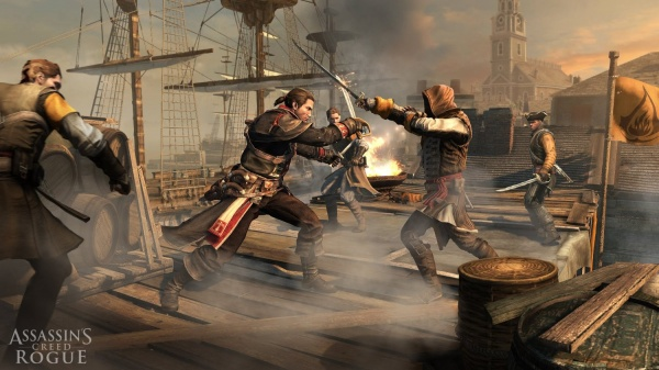 Assassin's Creed: Изгой (Rogue) [PS3]