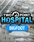 Two Point Hospital: Bigfoot. Дополнение [PC, Цифровая версия]