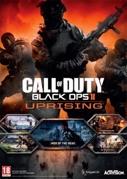 Call of Duty. Black Ops II. Uprising (набор дополнений) [PC, Цифровая версия]