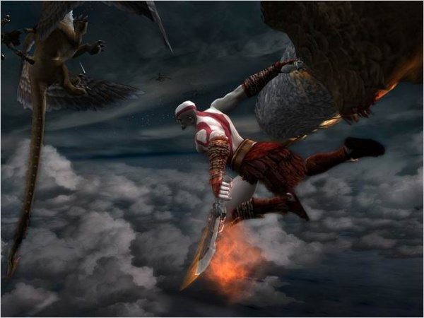 God of War. Collection 1 (Essentials) [PS3]