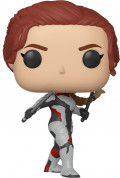 Фигурка Funko POP Marvel: Avengers Endgame – Black Widow Bobble-Head (9,5 см)