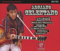 Adriano Celentano. Sound Emotions (2 CD)