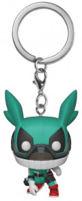 Брелок Funko POP: My Hero Academia – Deku With Helmet (4 см)