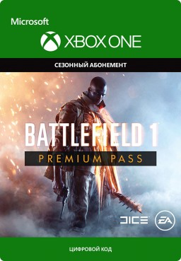 Battlefield 1. Premium Pass [Xbox One]