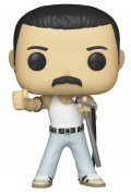 Фигурка Funko POP Rocks: Queen – Freddie Mercury Radio Gaga (9,5 см)