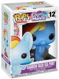 Фигурка Funko POP My Little Ponny: My Little Ponny The Movie – Rainbow Dash Sea Pony (9,5 см)