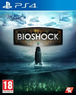 BioShock: The Collection [PS4] – Trade-in | Б/У