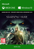Средиземье: Тени войны (Middle-earth: Shadow of War) The Blade of Galadriel Story Expansion. Дополнение [Xbox One/Win10, Цифровая версия]