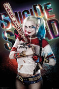 Постер Suicide Squad: Harley Quinn Good Night