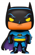 Фигурка Funko POP Heroes: DC Comics – Batman Black Light Exclusive (9,5 см)