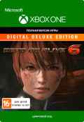 Dead or Alive 6. Digital Deluxe Edition [Xbox One, Цифровая версия]