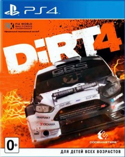 Dirt 4 [PS4] – Trade-in | Б/У