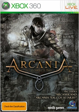 Arcania. The Complete Tale [Xbox 360]