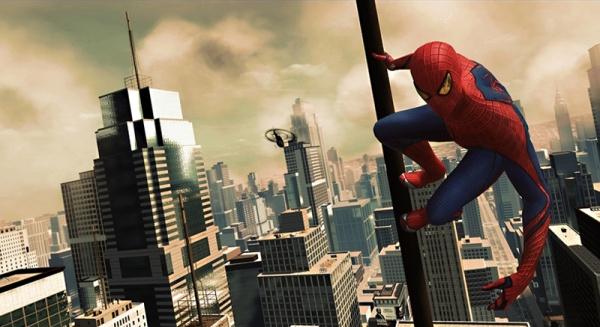 скачать бесплатно новый человек паук игра - фото 10