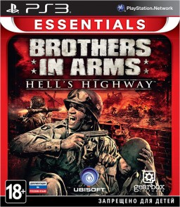 Brothers in Arms 3: Hell's Highway (Essentials) [PS3]