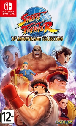Street Fighter 30th Anniversary Collection [Switch]