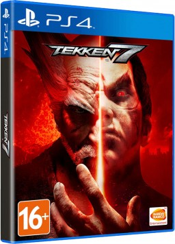Tekken 7 [PS4] – Trade-in | Б/У