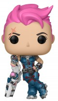 Фигурка Funko POP Games: Overwatch – Zarya (9,5 см)