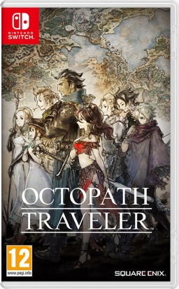 Octopath Traveler [Switch]
