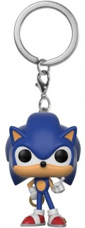 Брелок Funko POP Games: Sonic w/ RIng