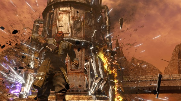 Red Faction Guerrilla. Re-Mars-tered [PS4]