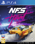Игра Need for Speed Heat [PS4]