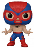 Фигурка Funko POP Marvel: Lucha Libre Edition – El Aracno Spider-Man Bobble-Head (9,5 см)
