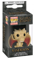 Брелок Funko POP: Game Of Thrones – Viserion