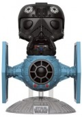 Фигурка Funko POP: Star Wars – TIE Fighter Pilot With TIE Fighter (9,5 см)