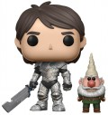 Фигурка Funko POP Television Trollhunters: Jim With Gnome (9,5 см)