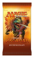Magic The Gathering: Борьба за Иксалан. Бустер из 15 карт (русский)