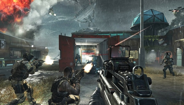 Call of Duty: Black Ops II. Vengeance. Дополнение