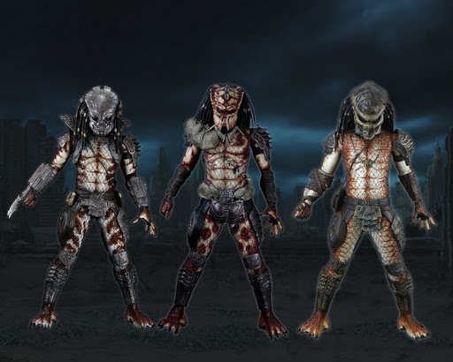 Фигурка Predators. Series 5. Guardian (18 см)