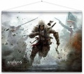 Плакат Assassin's Creed. Wallscroll Connor