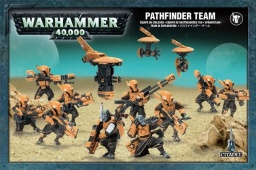 Набор миниатюр Warhammer 40,000. Pathfinder Team
