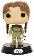 Фигурка Star Wars Rogue One Funko POP: Young Jyn Erso Bobble-Head (9,5 см)