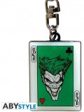 Брелок DC Comics: The Joker Card