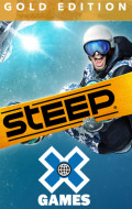 Steep X Games. Gold Edition [PC, Цифровая версия]