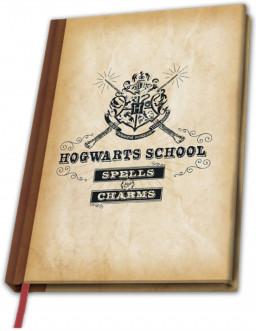 Блокнот Harry Potter: Hogwarts School