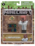 Фигурка Minecraft: Villager Librarian (8 см)