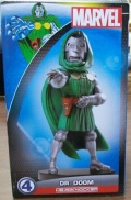 Фигурка Dr. Doom. Headknocker Xl (20 см)