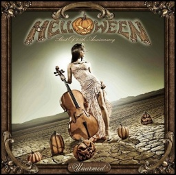 Helloween. Unarmed. Best Of 25th Anniversary (2 LP)