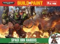 Warhammer 40 000: Miniatures Build+Paint – Space Ork Raiders