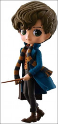 Фигурка Q Posket: Fantastic Beasts – And Where To Find Them – Newt Scamander A Normal Color (15 см)